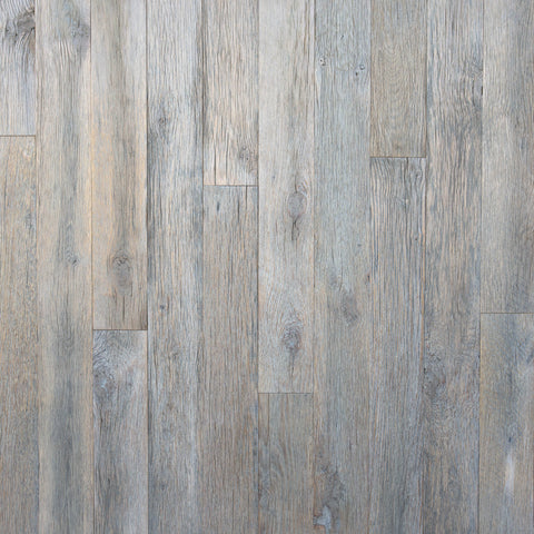 Reclaimed Wood Floors - Oak Aquitaine Custom Finish