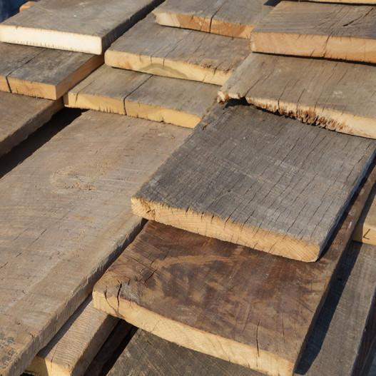Lb Oak Lumber 1x Sold By The Linear Foot E K Vintage Wood Inc