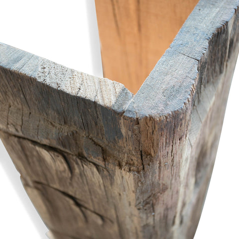 BM Hand Hewn Box Beams - E&K Vintage Wood  Inc.,