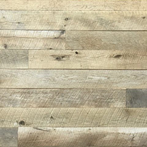 FL481 Oak Rough Unfinished Reclaimed Wood Flooring