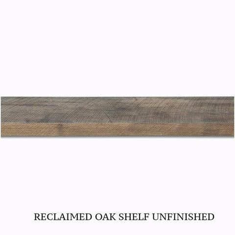 Reclaimed Oak Shelves E&K Vintage Wood Los Angeles
