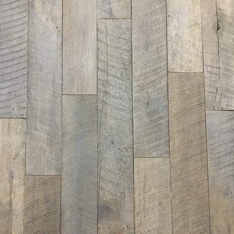 Dossetti Reclaimed Oak Flooring from E&K Vintage Wood Inc.