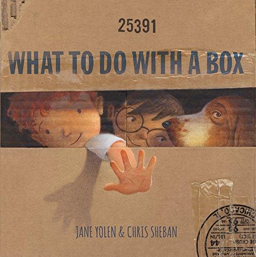Books to Inspire: What To Do With a Box