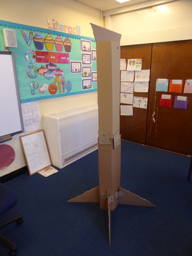 Tower Rocket