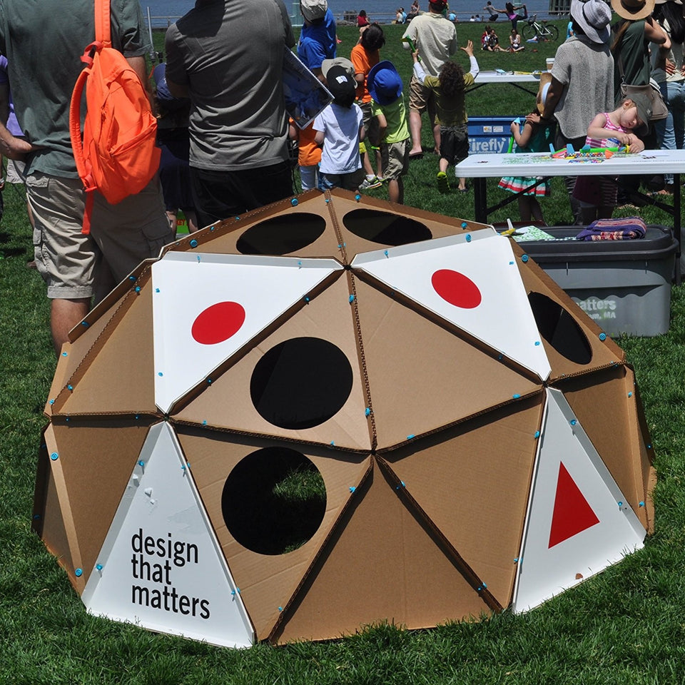 How To Make a Geodesic Dome