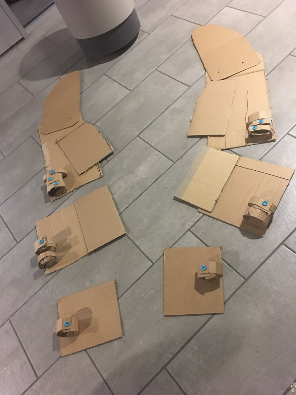 Making Makedo pteradon cardboard flying dinosaur costume mrsmorgansclass