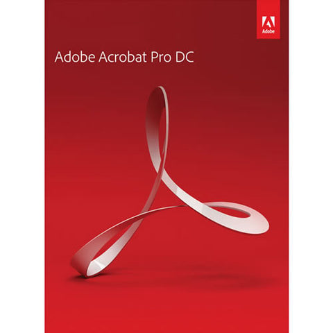 Discounted Adobe Acrobat Pro DC for Non-Profits