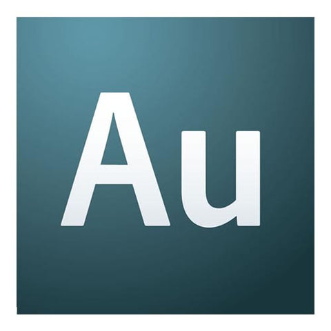 Adobe Audition CC for Non-Profits & Churches