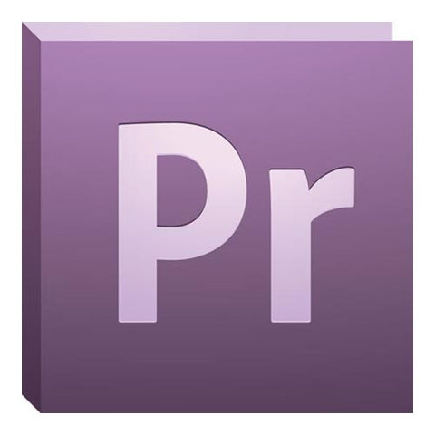 Discounted Adobe Premiere Pro CC for Non-Profits