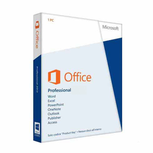 Microsoft Office Professional 2016 (Non-Profit License)