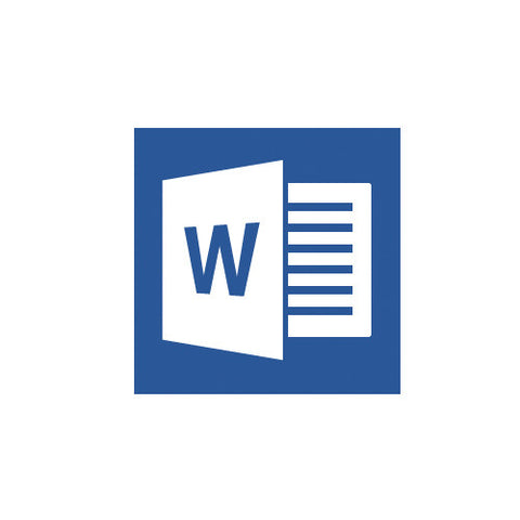 Microsoft Word 2016 (Non-Profit License)