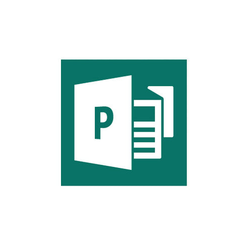 Microsoft Publisher 2019 (Non-Profit License)