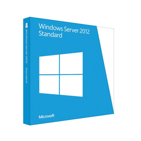 Discounted Microsoft Windows Server Standard 2012 for Non-Profits and Churches (Non-Profit License)