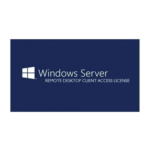 Microsoft Windows 2019 Remote Desktop Services Client Access License (