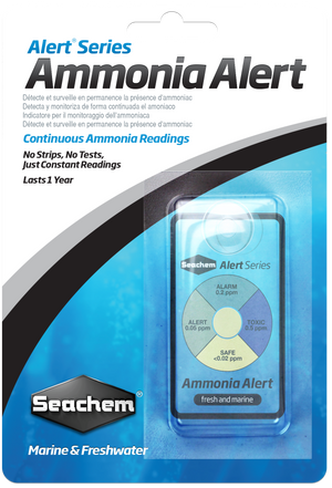 Seachem Ammonia Alert - Corals Fish and Beyond