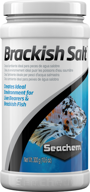 Brackish Salt™ - Corals Fish and Beyond