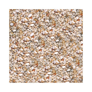 Nature's Ocean® Aqua Terra® Color-Coated Sand & Gravel 5 lbs - Corals Fish and Beyond