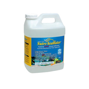 Nature's Ocean® Nutri SeaWater - Corals Fish and Beyond