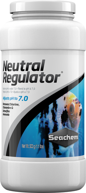 Neutral Regulator® - Corals Fish and Beyond