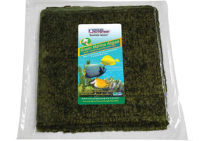 Green Marine Bulk Algae Sheets (50 Sheets)