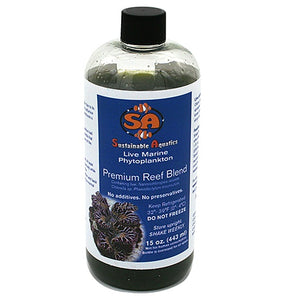 DT's Phytoplankton Premium Reef Blend - Corals Fish and Beyond