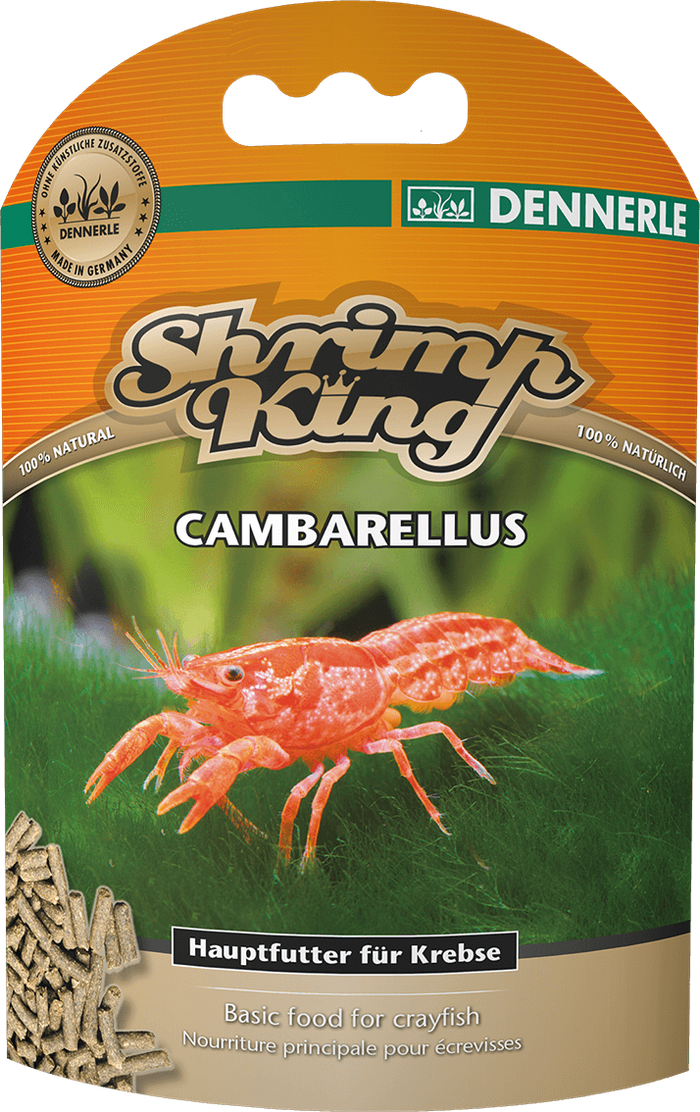 Shrimp King Cambarellus Food - 45g
