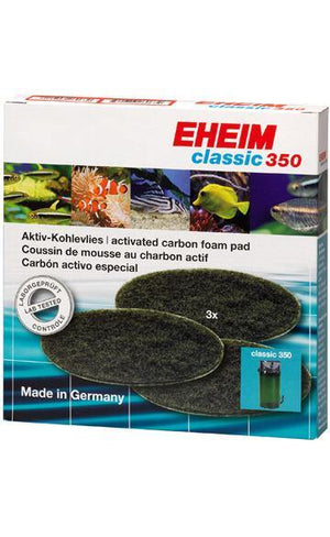 2215 (3 pack) Carbon Filter Pad - Corals Fish and Beyond