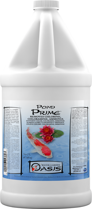 Seachem Pond Prime® - Corals Fish and Beyond
