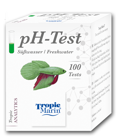 Tropic Marin® pH-Test freshwater