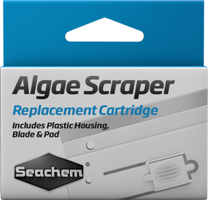 Seachem Algae Scraper Replacement Cartridge