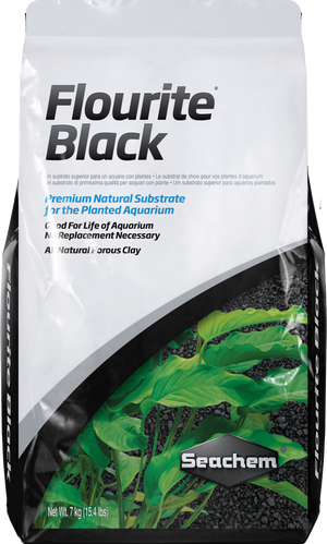 Flourite Black Sand - Corals Fish and Beyond