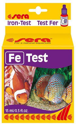 Sera Iron-Test (Fe) 15ml