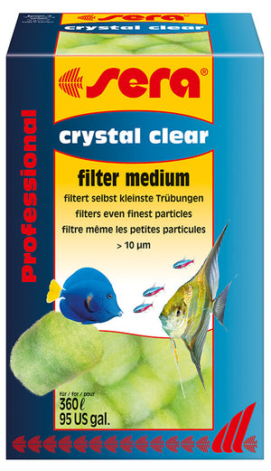 Crystal Clear Professional 12 Pieces - Corals Fish and Beyond