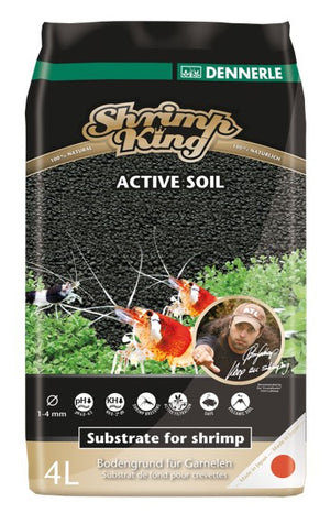 SK Shrimp Active Soil - Corals Fish and Beyond