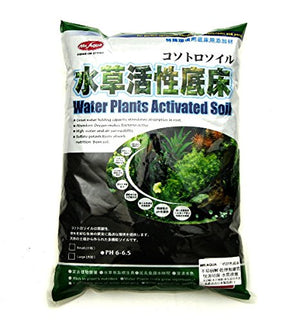 MA-067 Water Plant Soil (Coarse) - 8L - Corals Fish and Beyond