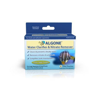 Algone Water Clarifier - Corals Fish and Beyond