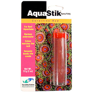 Two Little Fishies' AquaStik™ Underwater Epoxy Putty - Corals Fish and Beyond