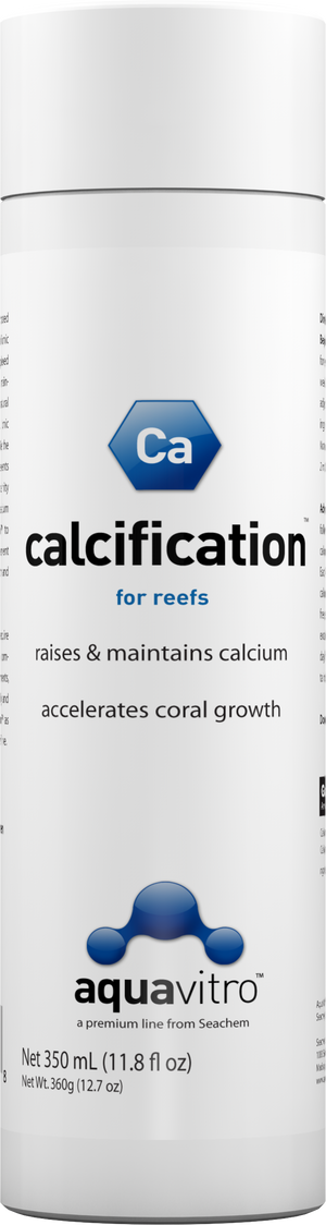 AquaVitro calcification™ - Corals Fish and Beyond