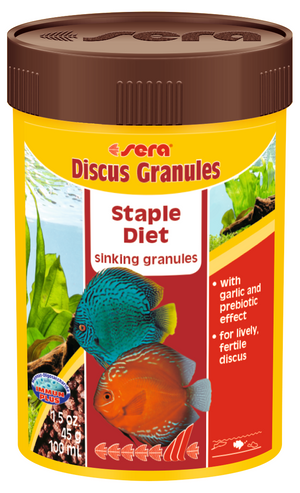 Discus Granules - Corals Fish and Beyond
