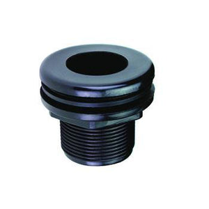 Lifegard Aquatics  Slip by Thread Bulkhead