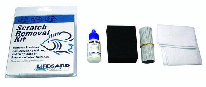 Lifegard Aquatics Acrylic Scratch Removel Kit