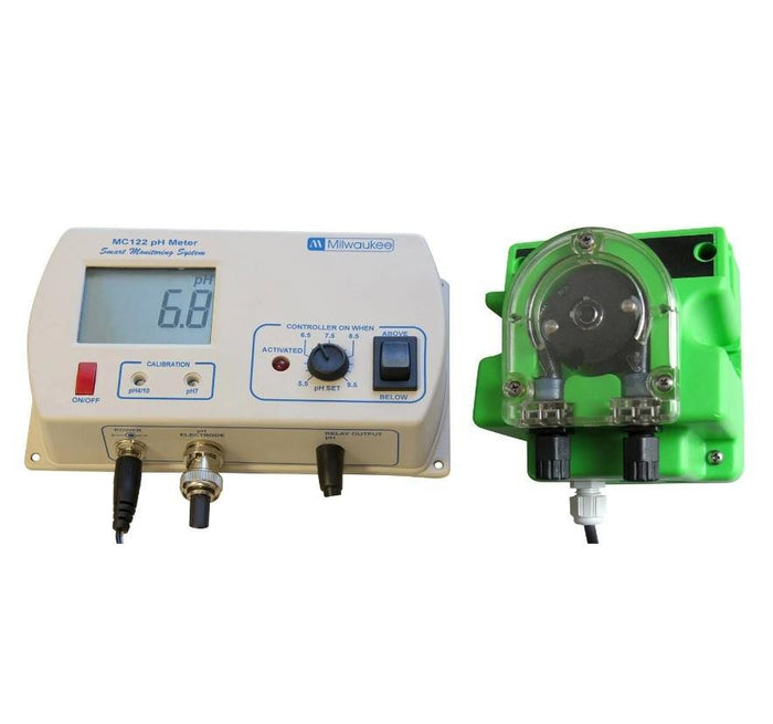 Milwaukee Instruments Dosing Pump with MC122 Controller