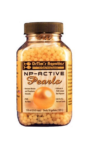 NP-Active Biopellet Pearls - Corals Fish and Beyond