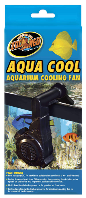AquaCool Aquarium Cooling Fan - Corals Fish and Beyond