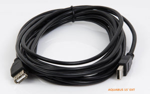 Aquabus 15 Foot Extension Cable - Corals Fish and Beyond