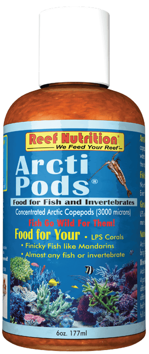 Arcti-Pods® - Corals Fish and Beyond