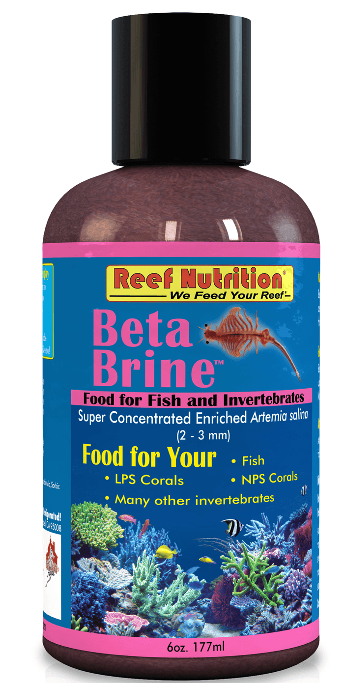 Reef Nutrition Beta-Brine™