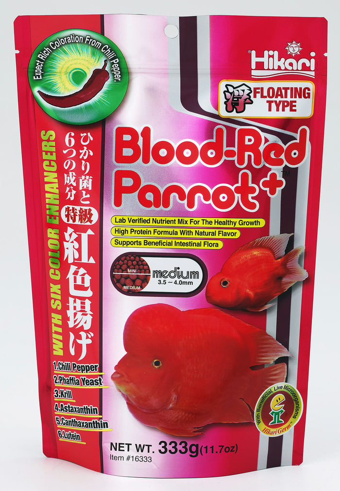 Blood Red Parrot+™
