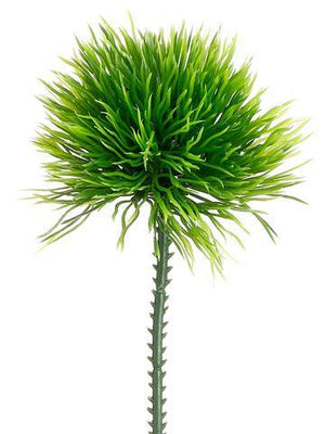 "Tideline 6"" Moss Grass Pick Green - Corals Fish and Beyond"