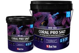 Red Sea Salt Mixes - Corals Fish and Beyond